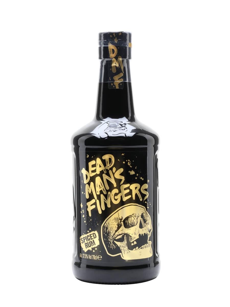 Dead Man's Fingers Cornish Spiced Rum