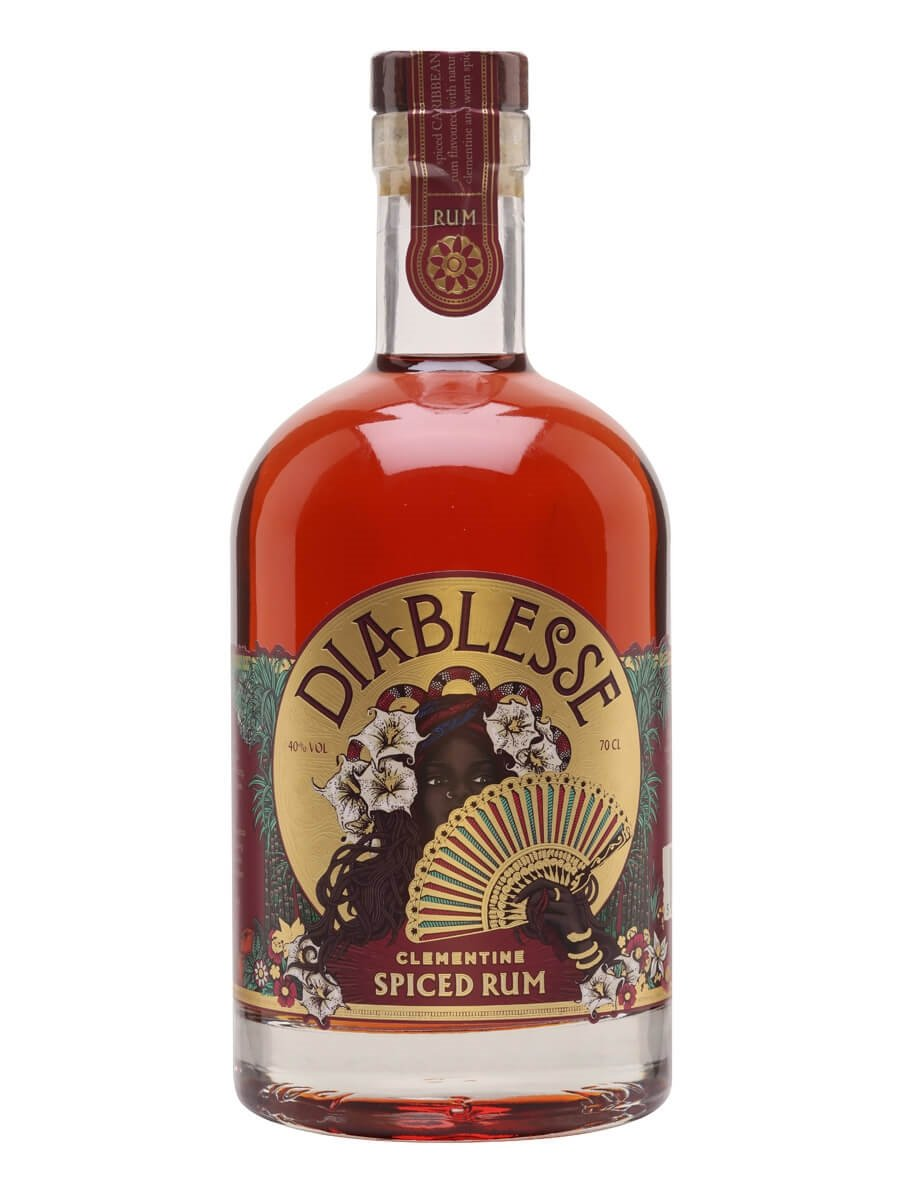 Diablesse Clementine Spiced Caribbean Rum