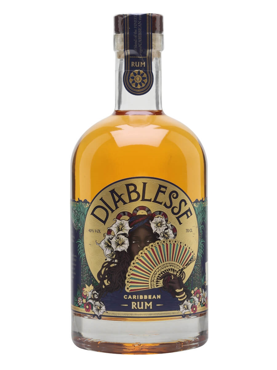 Diablesse Golden Caribbean Rum