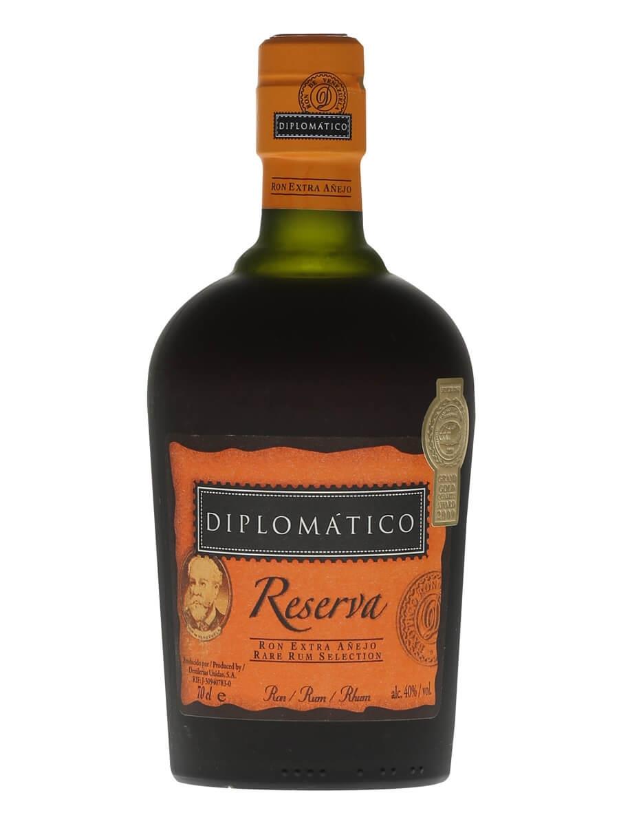 Diplomatico Reserva Rum The Whisky Exchange