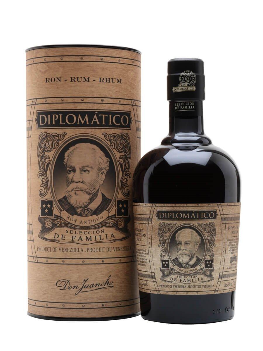 Diplomatico Seleccion de Familia Rum