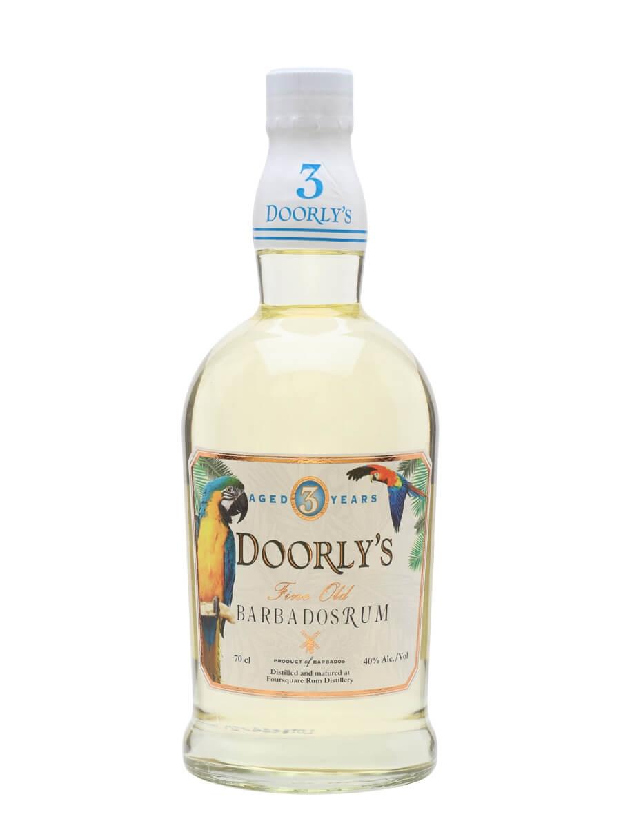 Doorly's 3 Year Old - White Rum