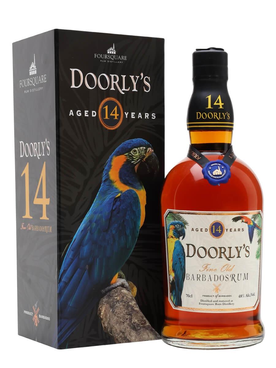 Doorly's 14 Year Old Rum