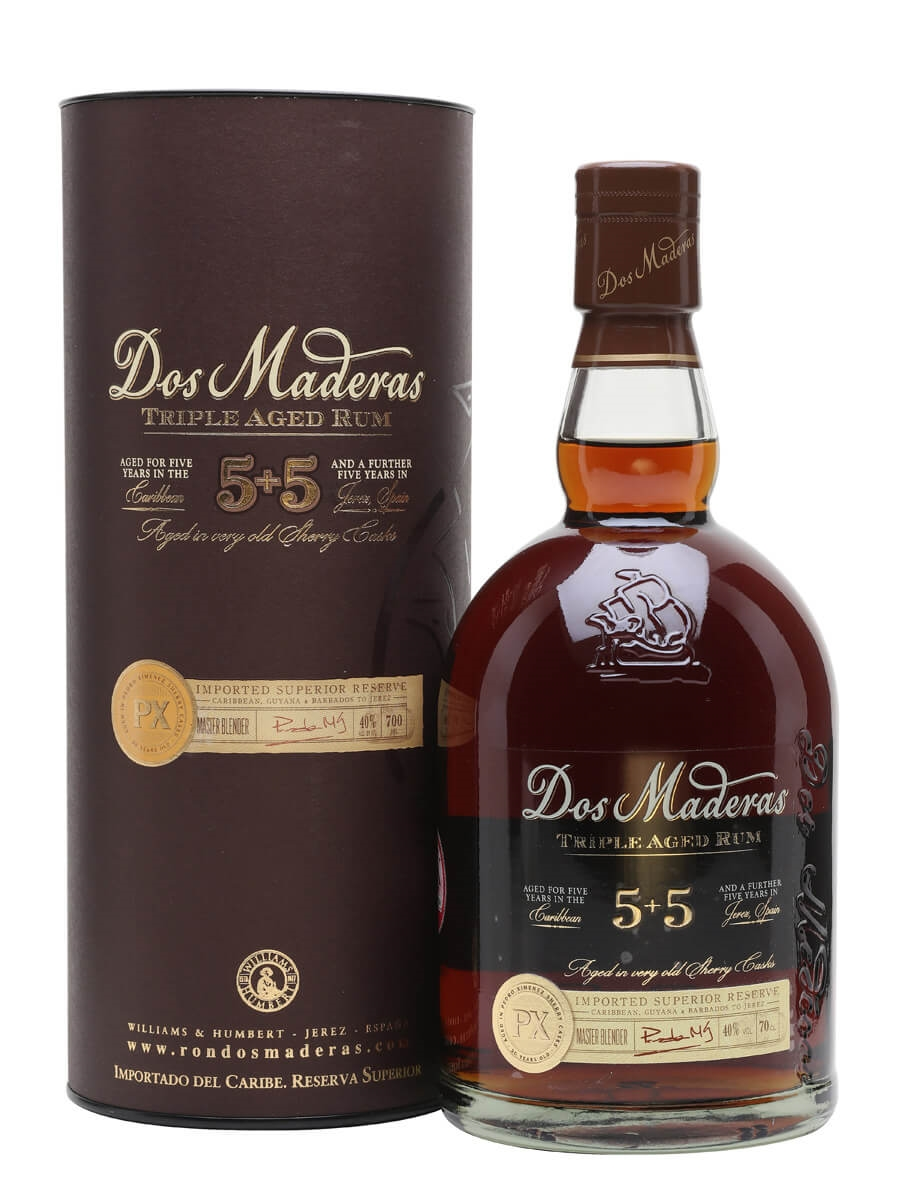 Dos Maderas PX / 5 + 5 Year Old