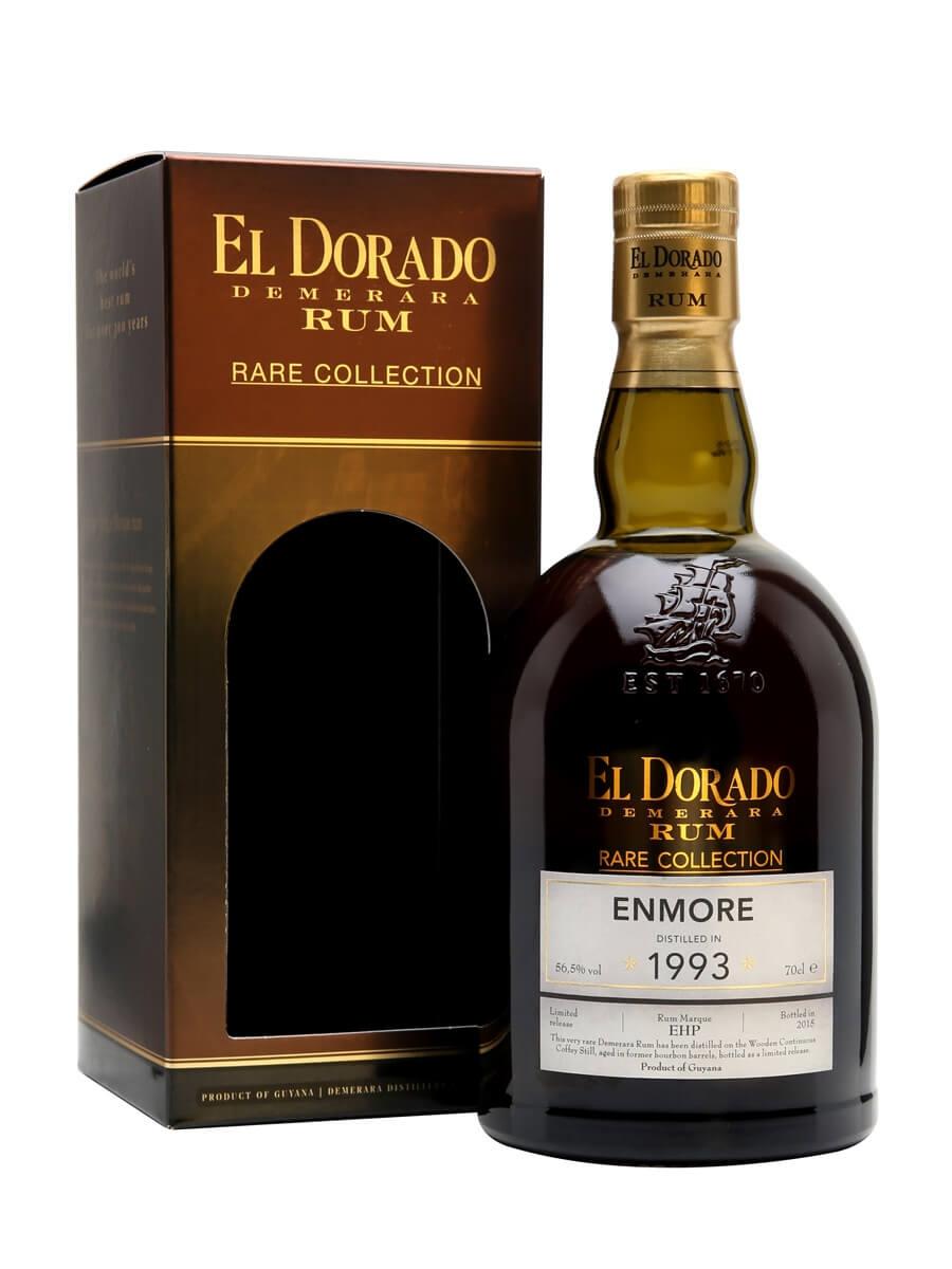 El Dorado Enmore 1993 / 21 Year Old / Rare Collection