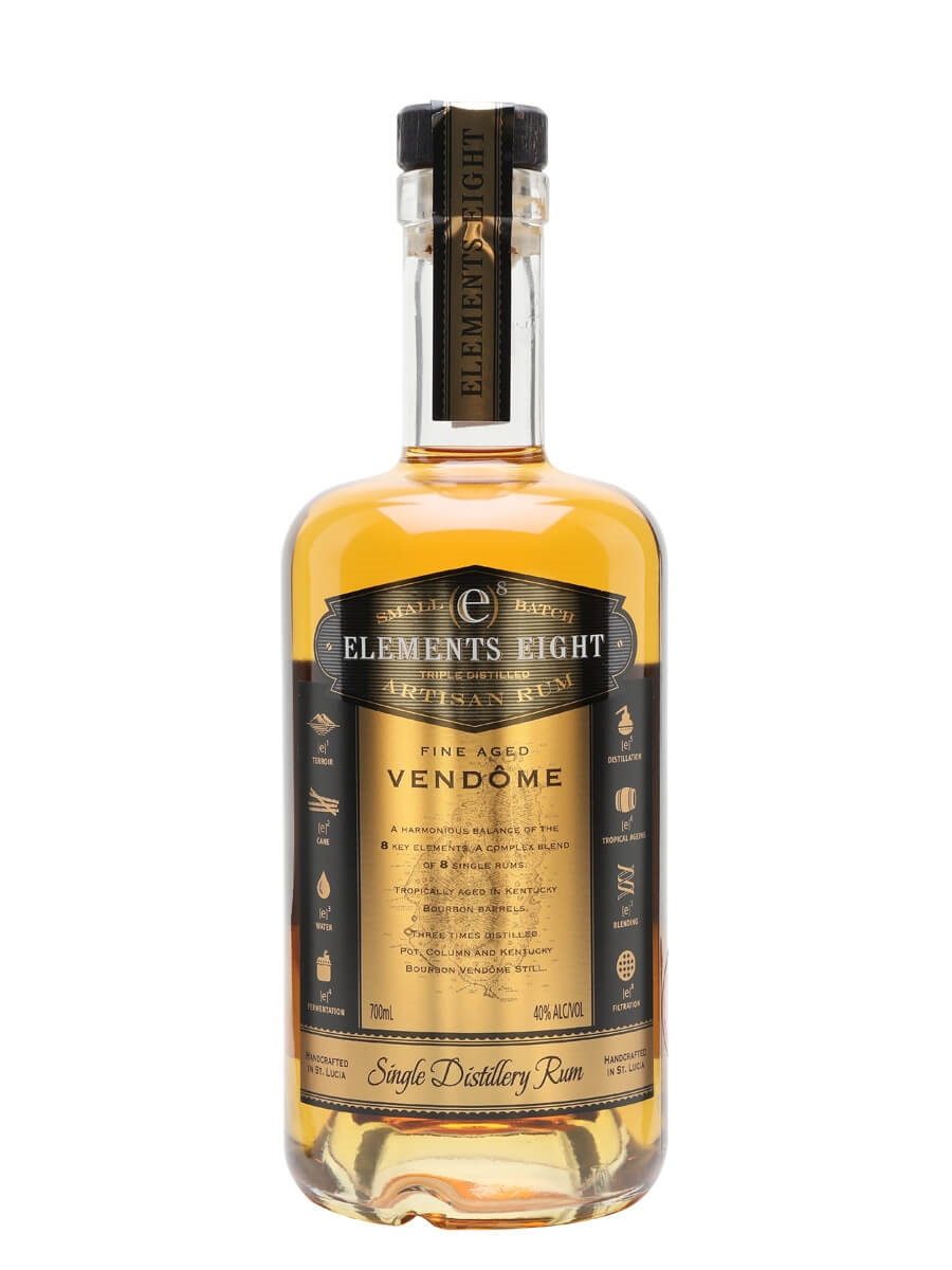 Elements Eight Vendome Gold Rum