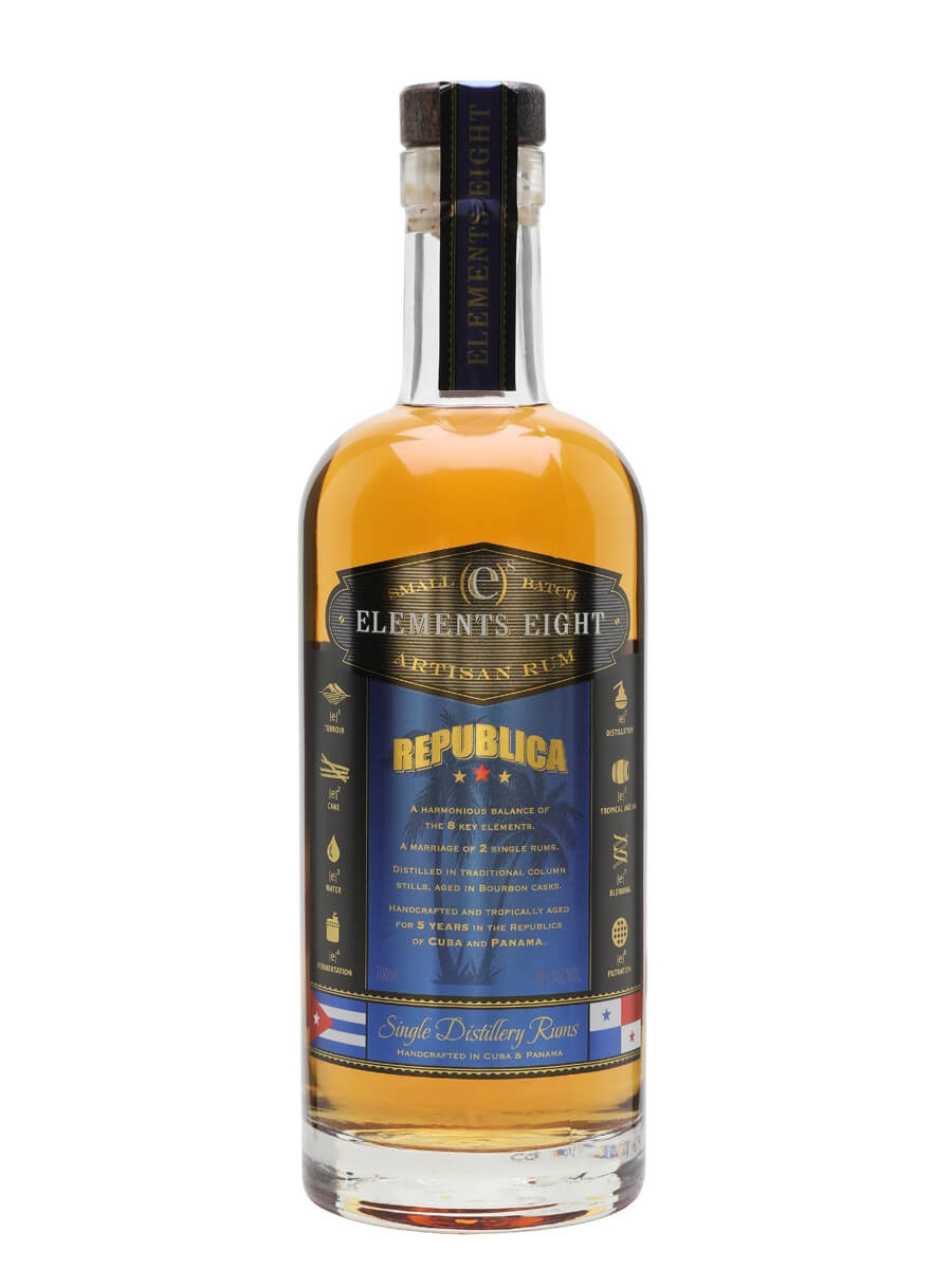 Elements Eight Republica / 5 Year Old