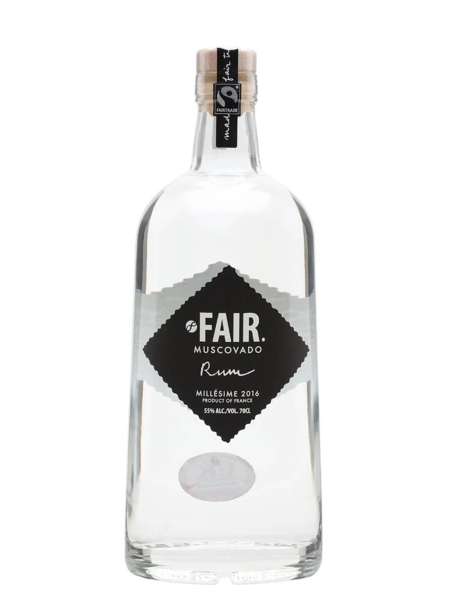 Fair Muscovado Rum