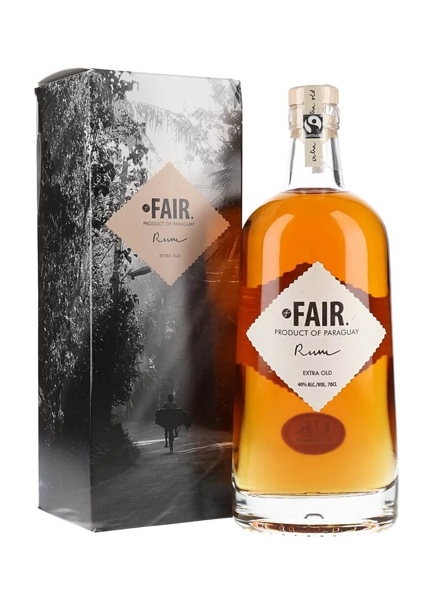 Fair Paraguay Extra Old Rum