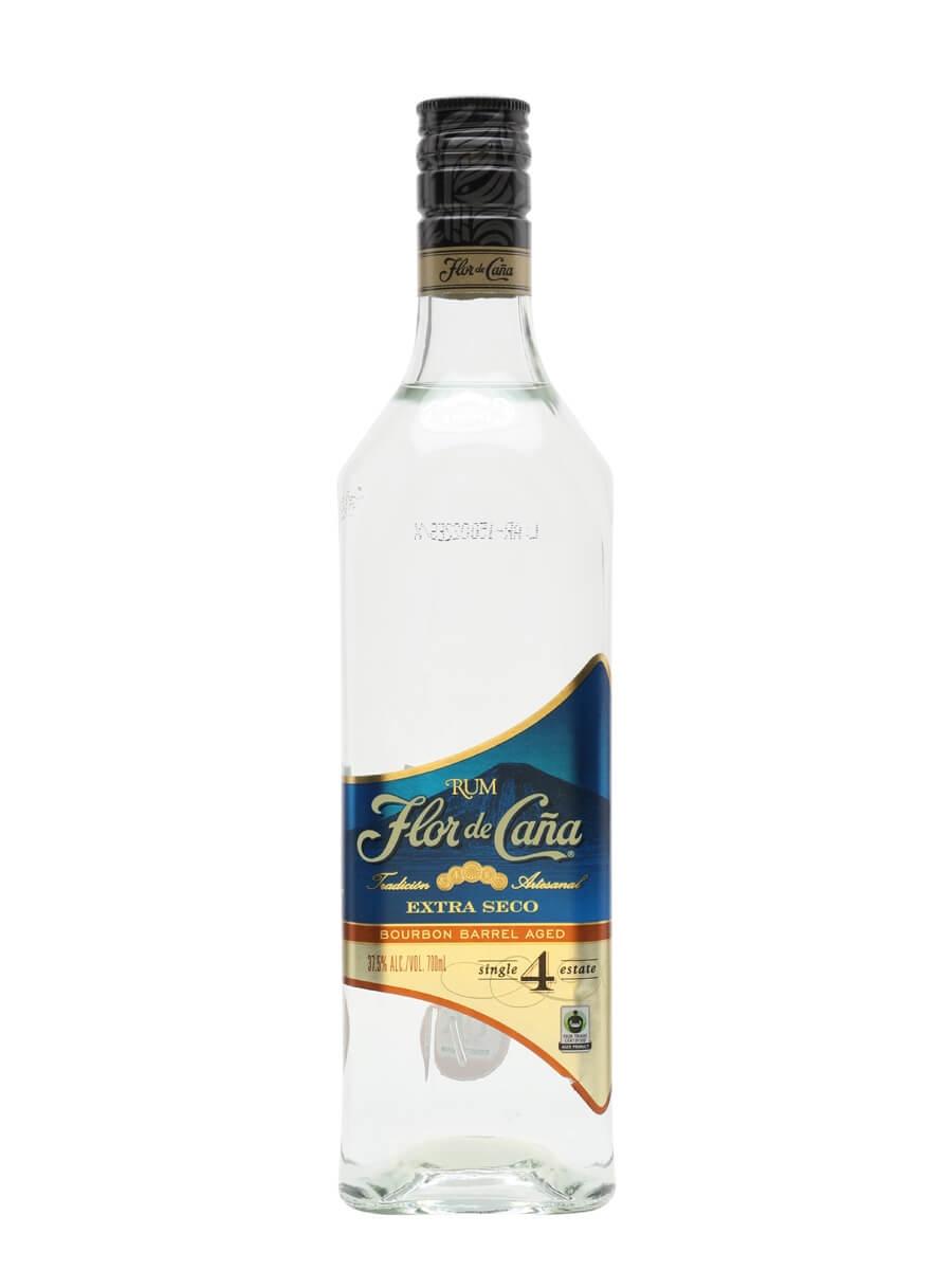 Flor de Cana 4 Extra Dry Rum