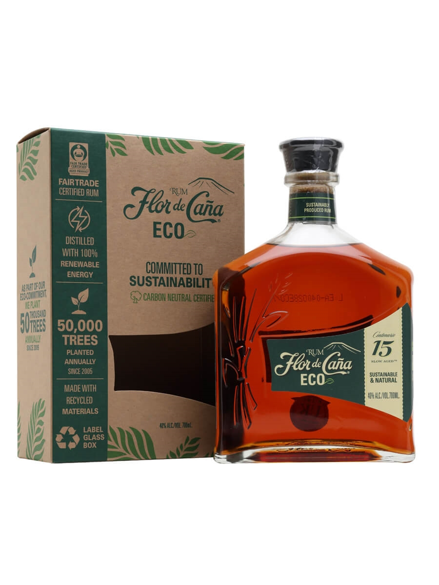 Flor de Cana ECO 15 Rum