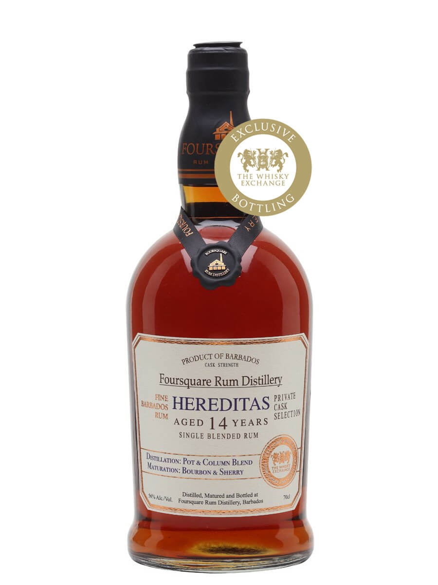 Foursquare Hereditas 14 Year Old / TWE Exclusive