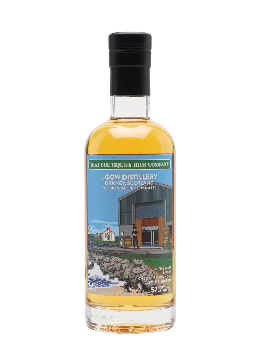 J Gow 2 Year Old / Batch 1 / That Boutique-y Rum Co