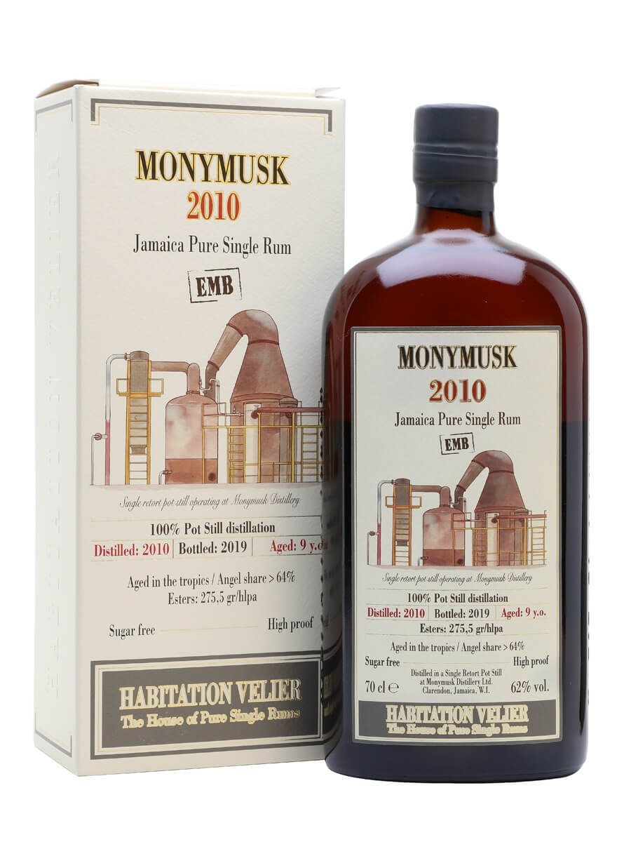 Monymusk EMB 2010 / 9 Year Old / Habitation Velier