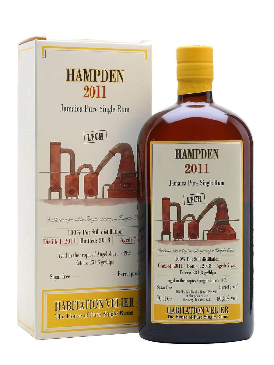 Hampden Estate 2011 / 7 Year Old / LFCH / Habitation Velier