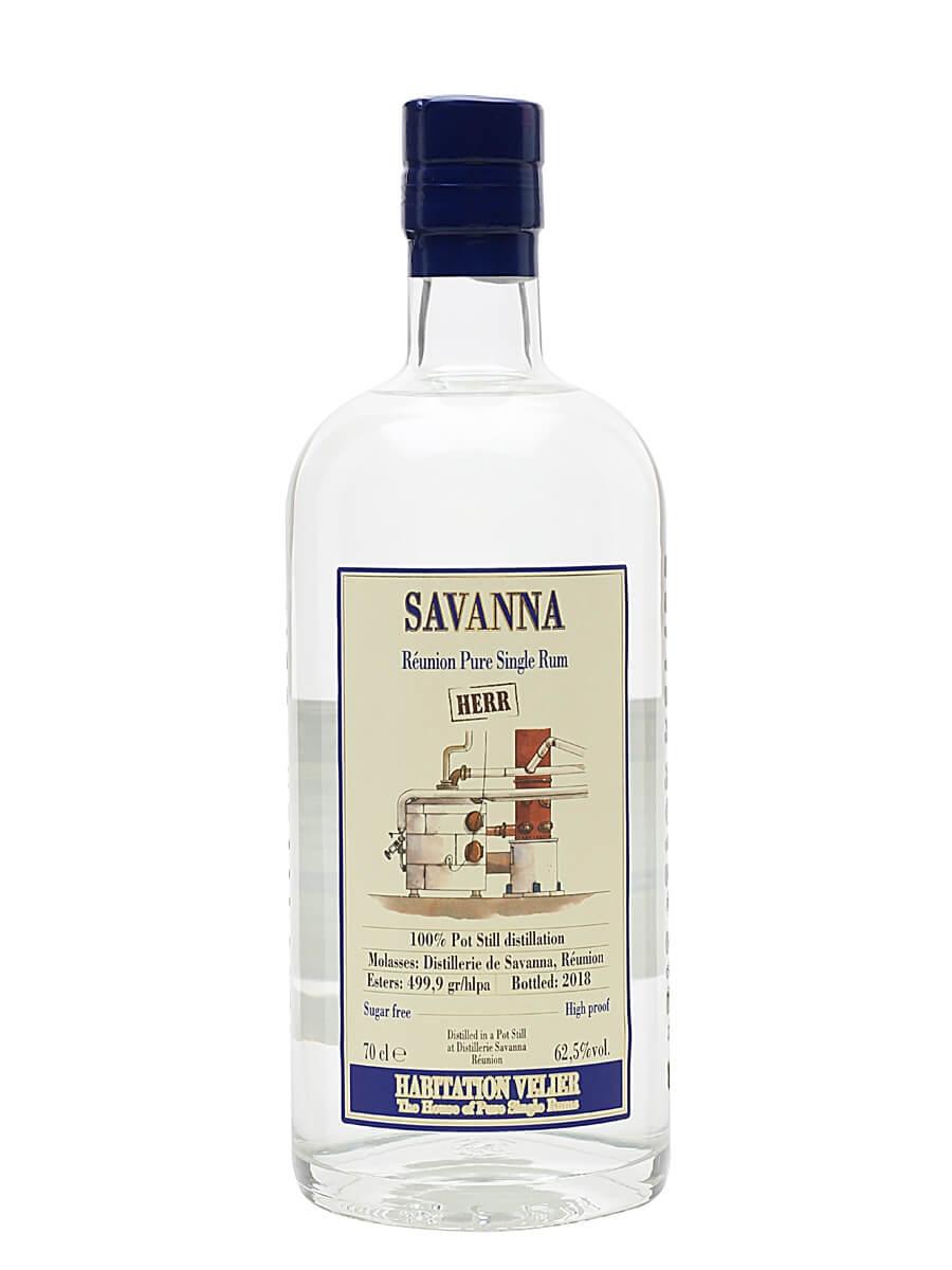 Savanna Herr White Rum 2018 / Habitation Velier