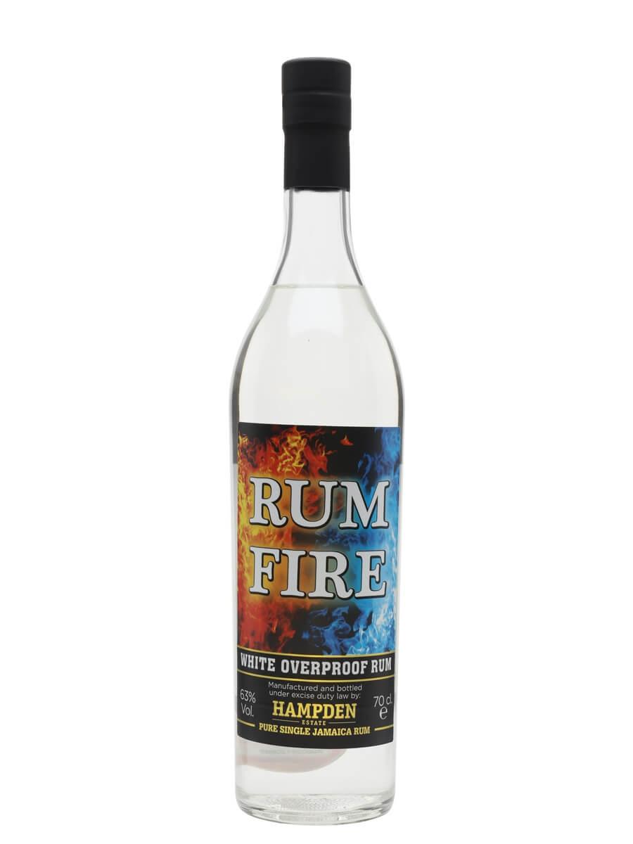 Hampden Estate Rum Fire / White Overproof
