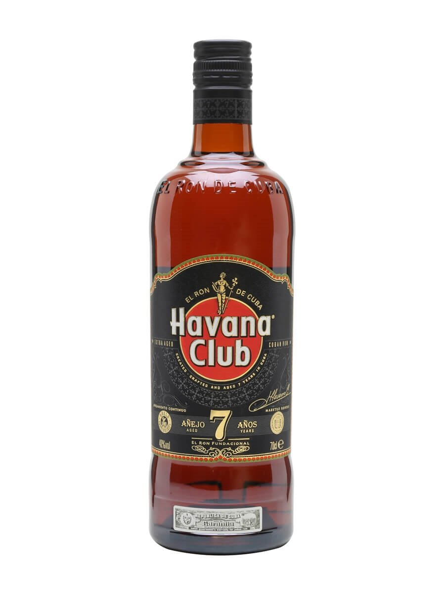 Havana Club 7 Year Old Rum / Anejo