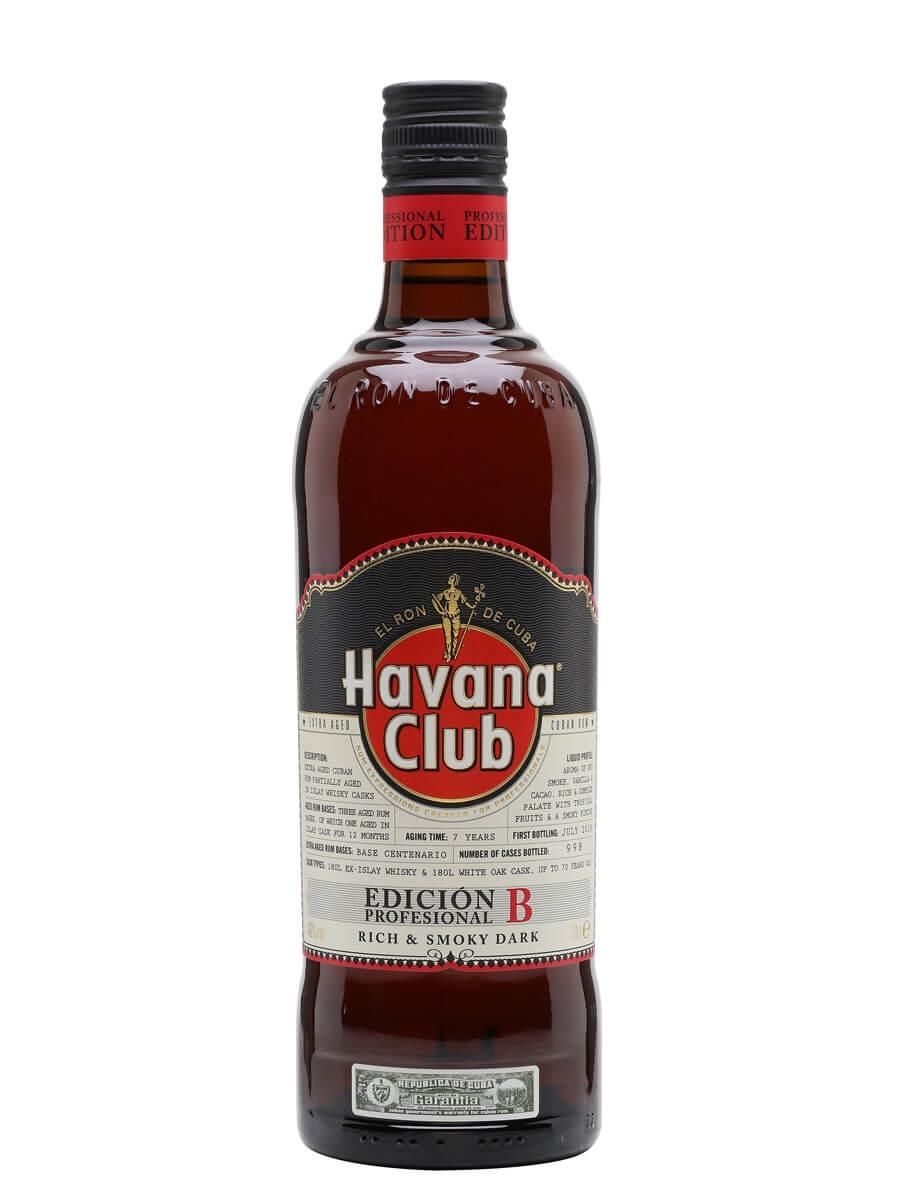 Havana Club Professional Edition B
