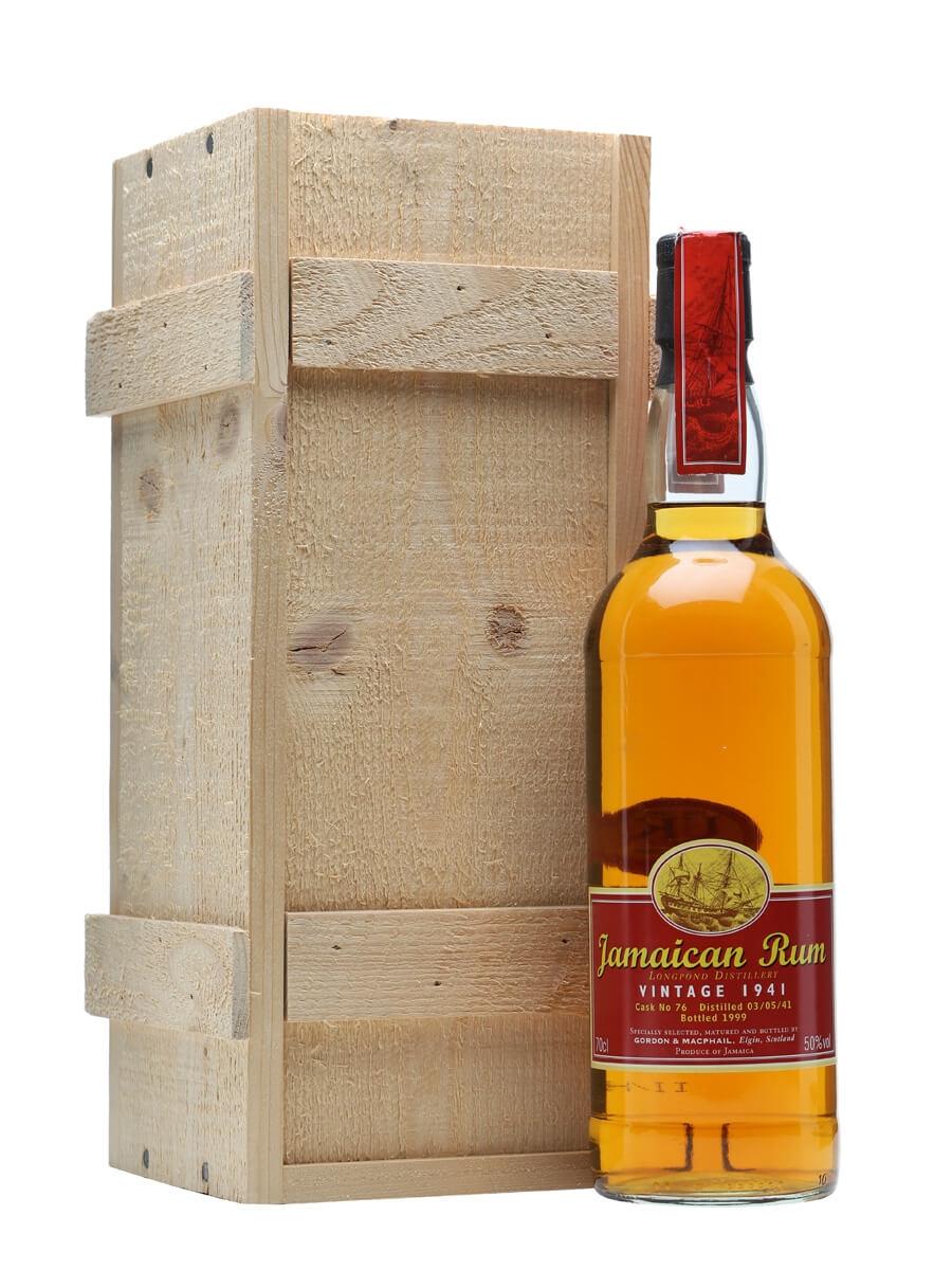 Jamaican Rum 1941 / Bot.1999