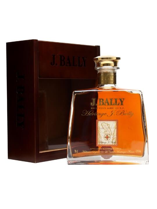 J Bally Heritage Rum