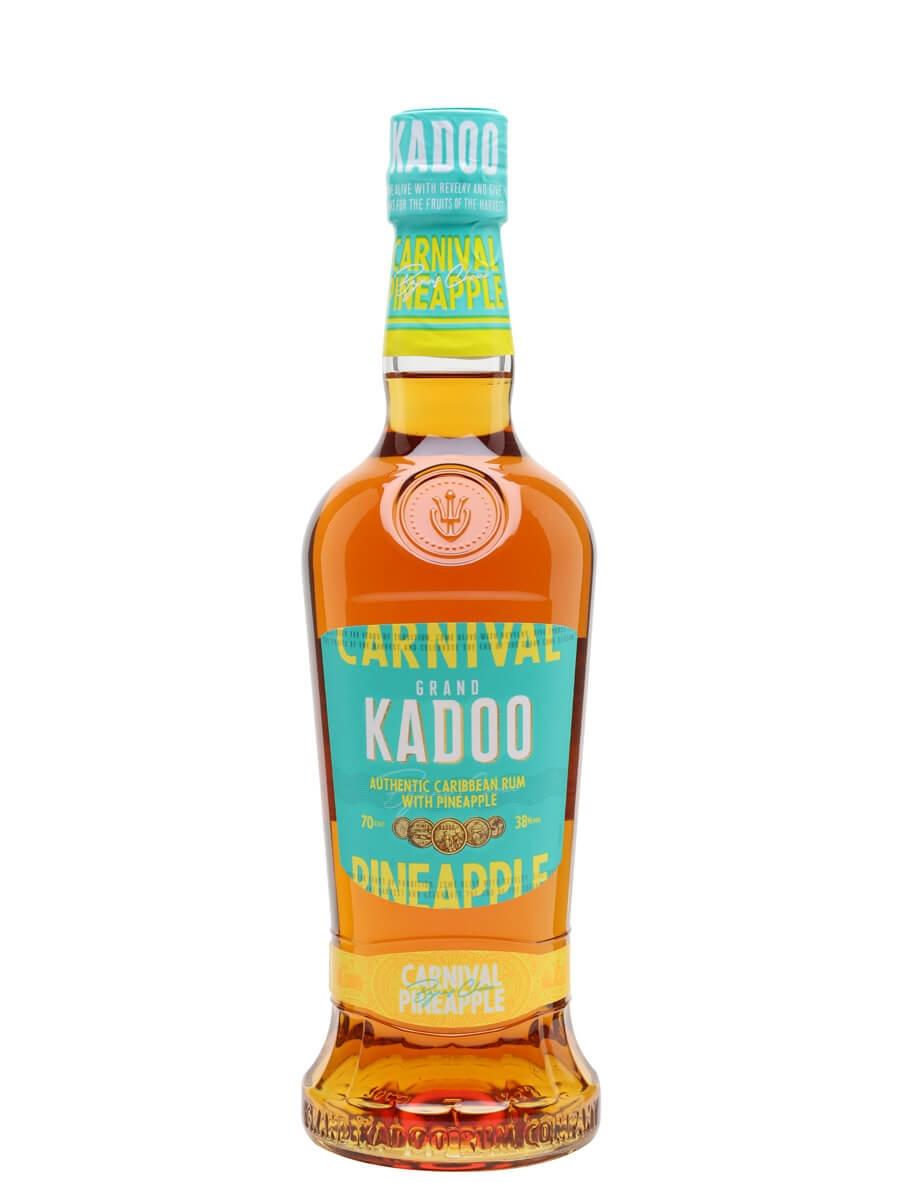 Grand Kadoo Carnival Pineapple Rum