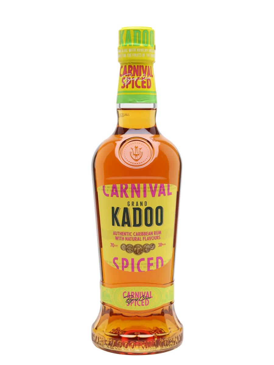 Grand Kadoo Carnival Spiced Rum