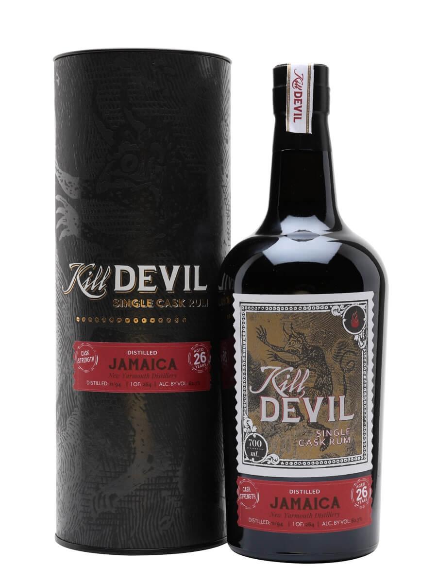 Jamaica New Yarmouth 1994 / 26 Year Old / Kill Devil
