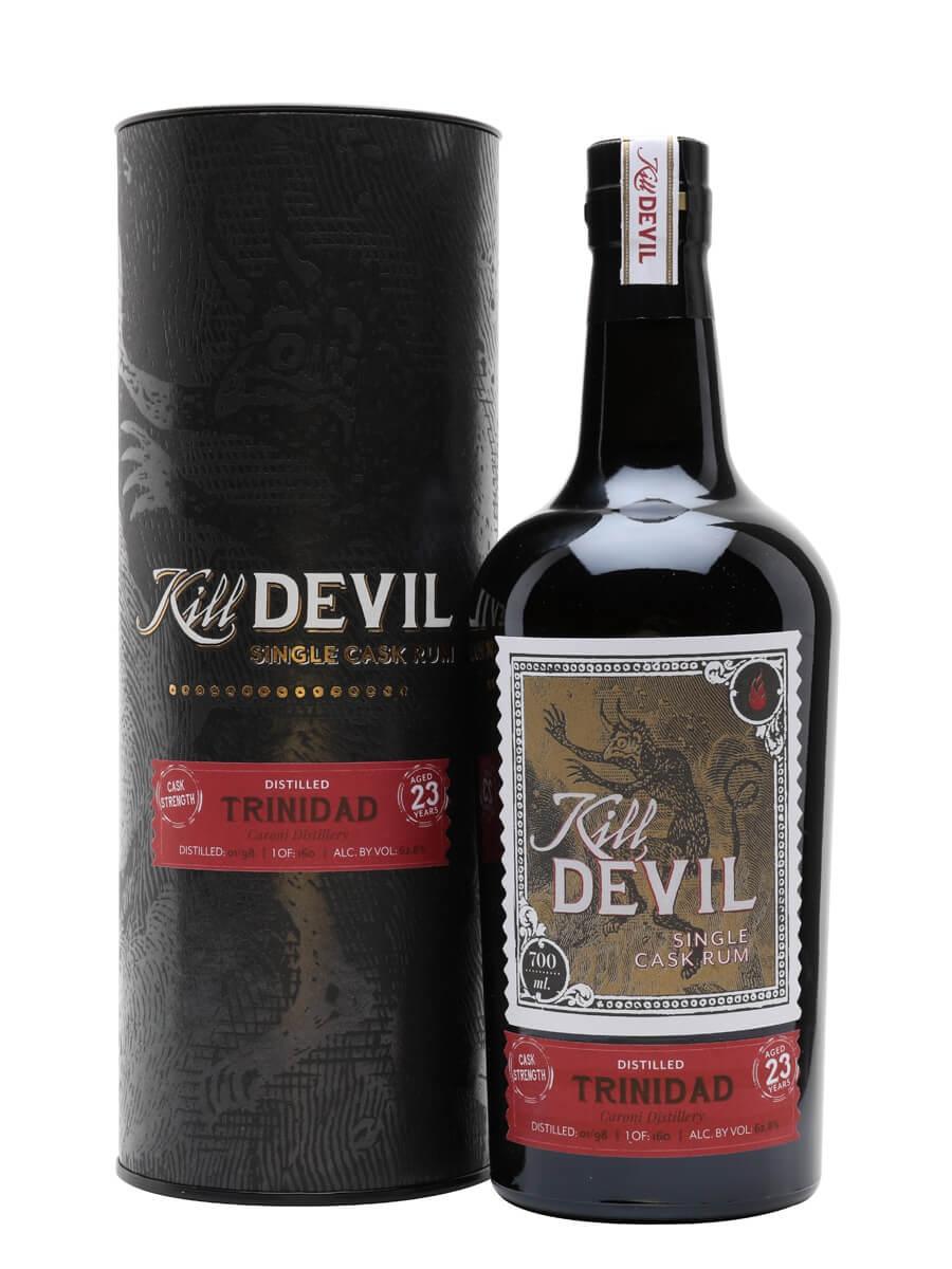 Trinidad Caroni 1998 / 23 Year Old / Kill Devil