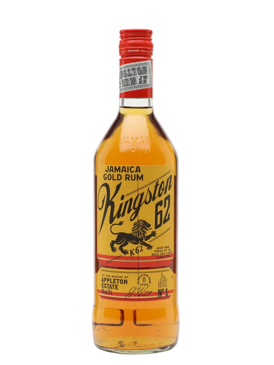 Kingston 62 Gold Rum