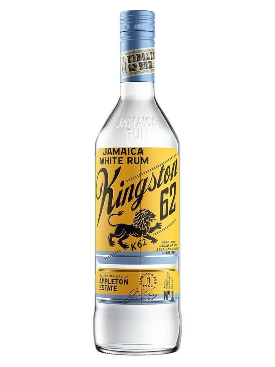 Kingston 62 White Rum