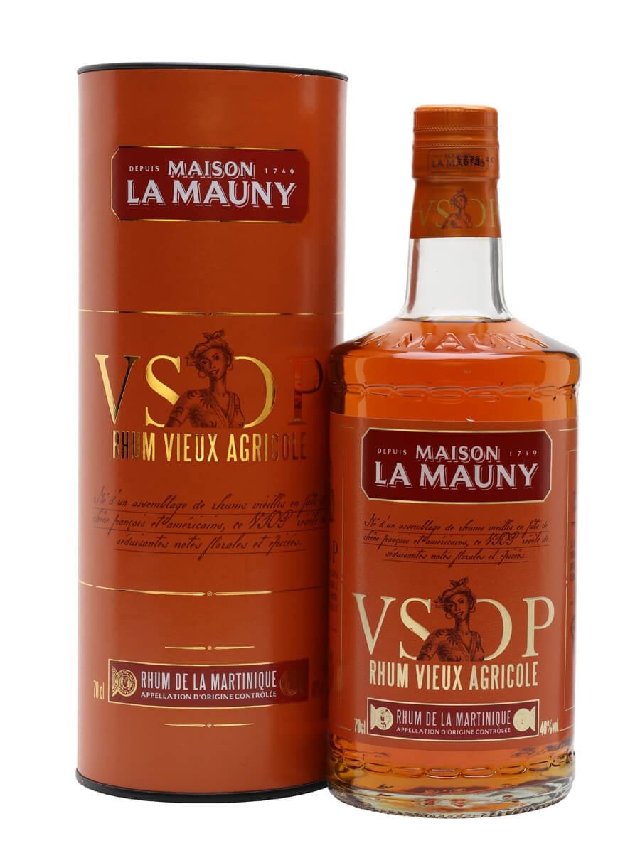 La Mauny VSOP Rum