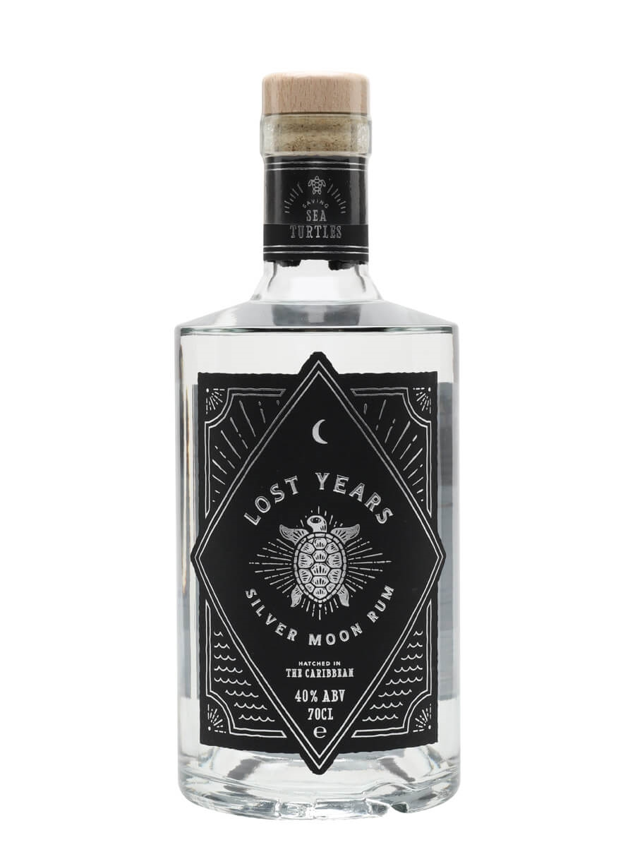 Lost Years Silver Moon Rum
