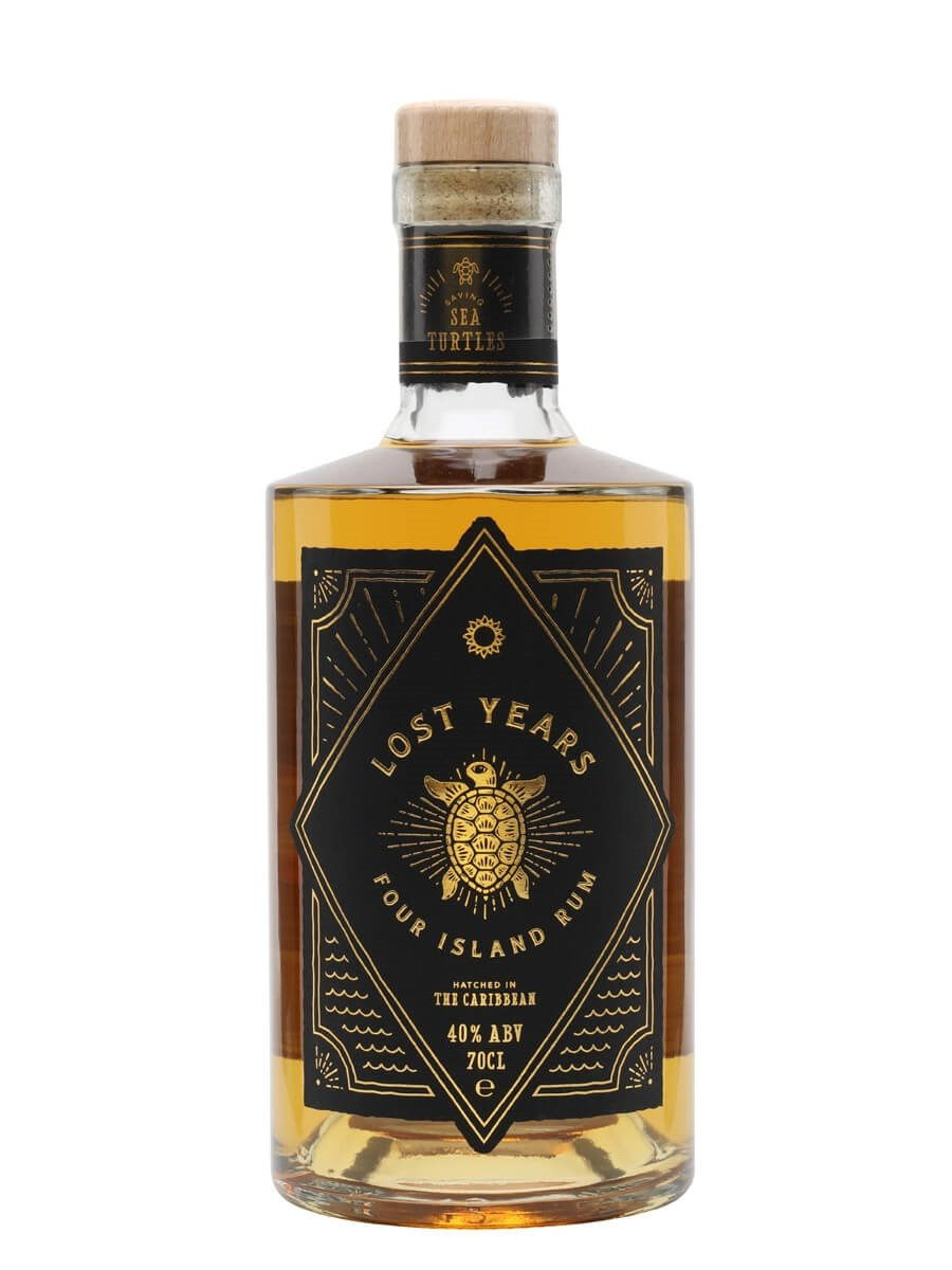 Lost Years Four Island Rum