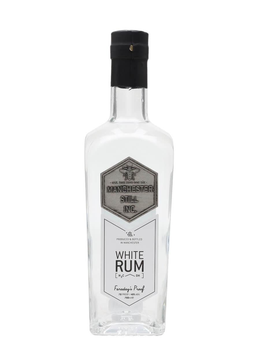 Manchester Still Inc White Rum