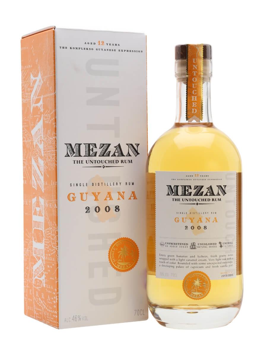Mezan Guyana 2008