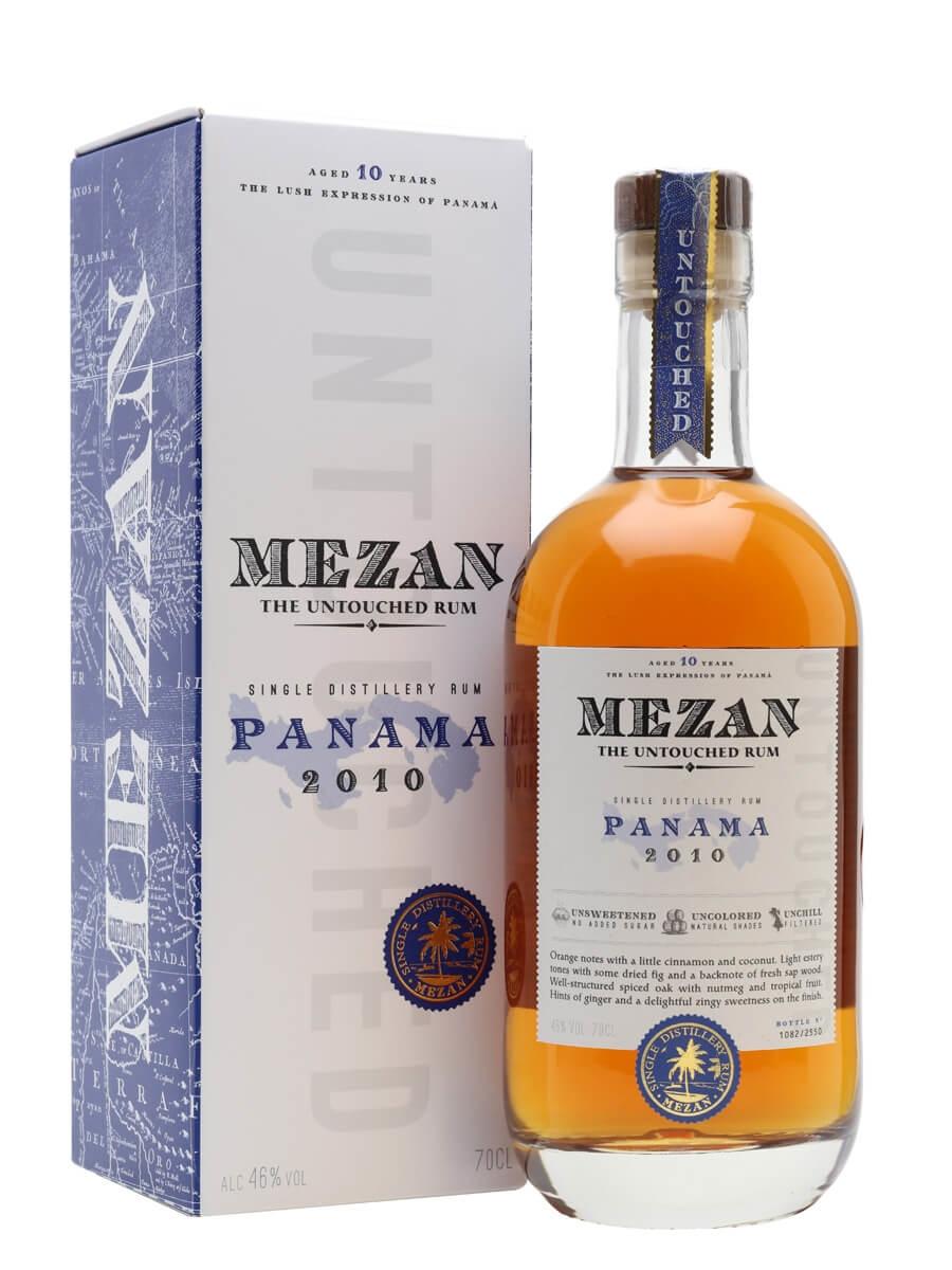 Mezan Panama 2010