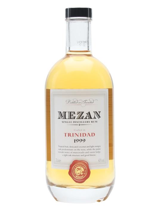 Mezan 1999 Trinidad Rum / Caroni