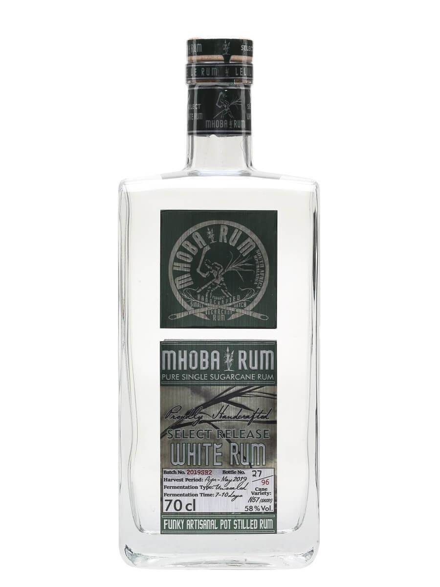 Mhoba Select White Rum