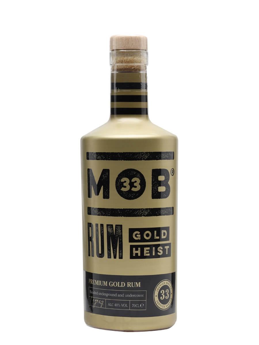 MOB33 Gold Heist Rum