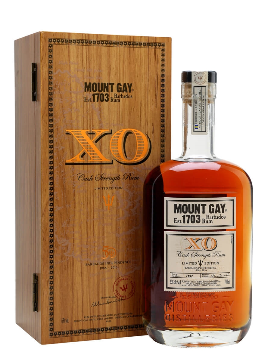 from Augustine mount gay rum distillery address