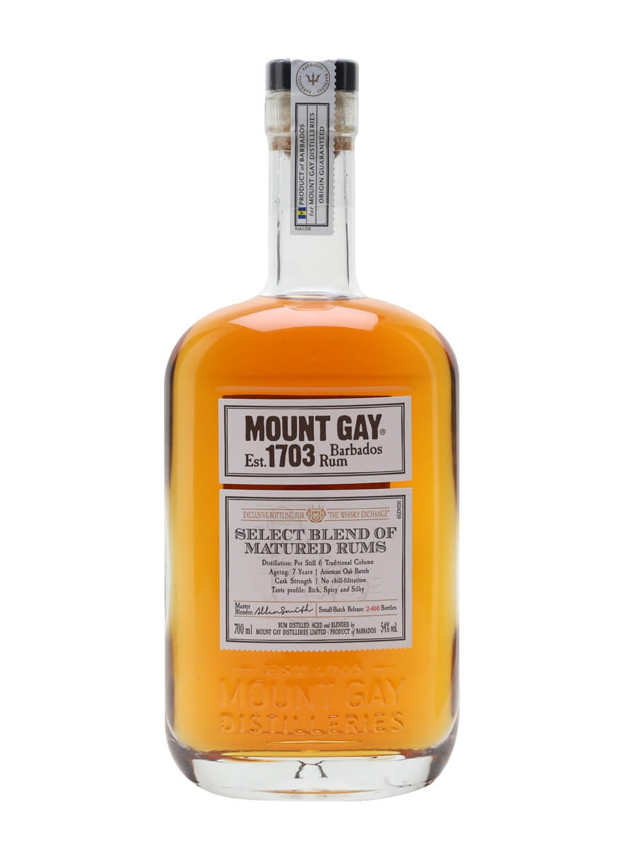 Mount Gay Select 7 Year Old / TWE Exclusive