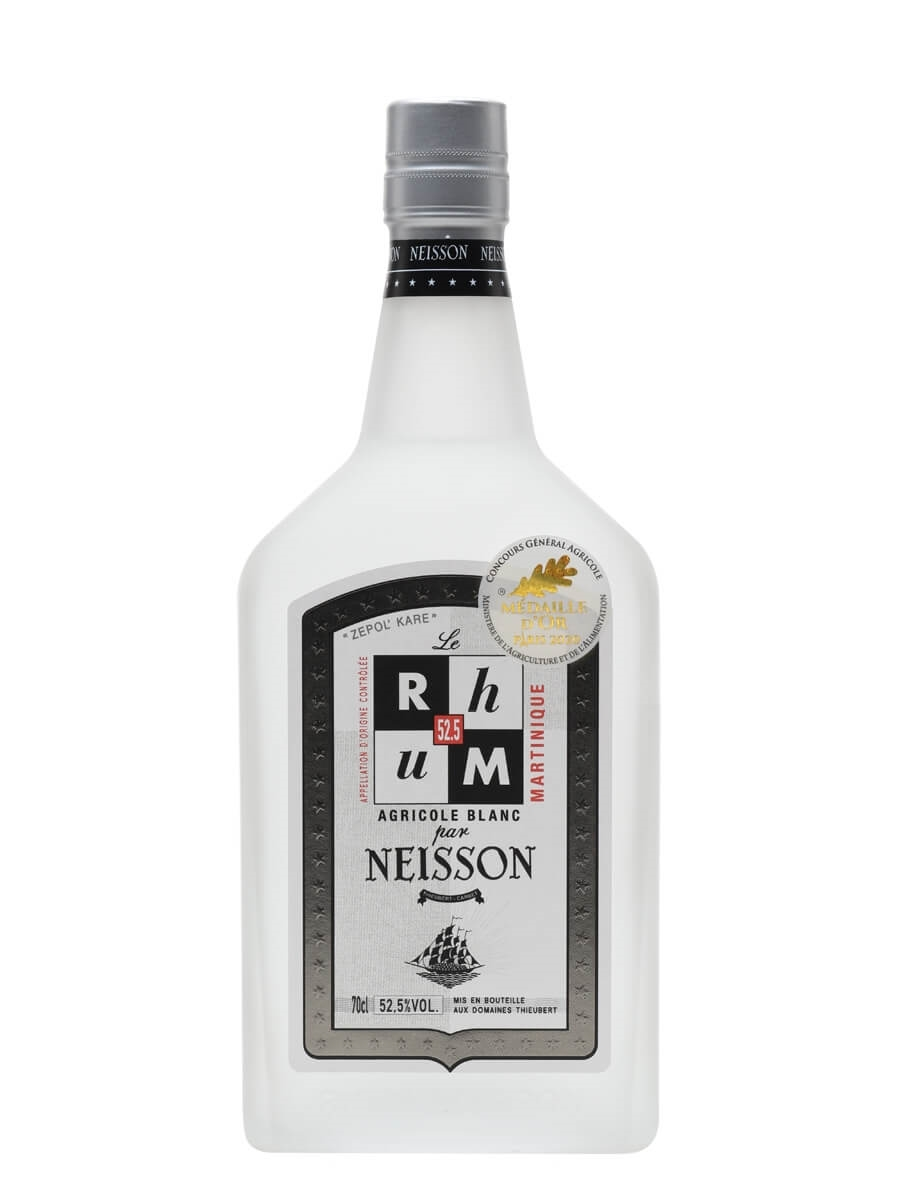 Le Rhum Agricole Blanc Par Neisson