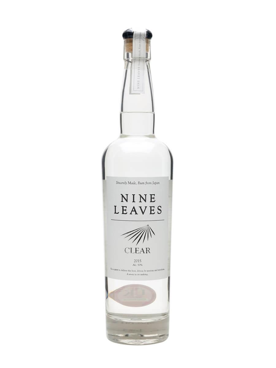 Nine Leaves Clear Rum 2015