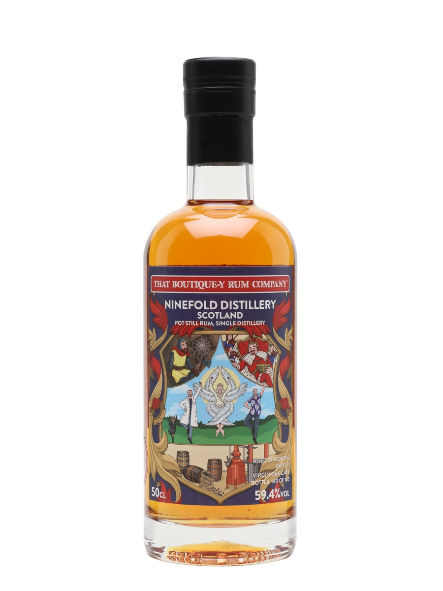 Ninefold 17 Months Old / Batch 1 / That Boutique-y Rum Co