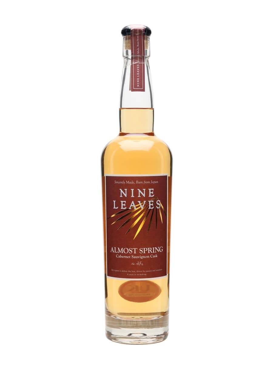 Nine Leaves Rum / Almost Spring / Cabernet Sauvignon Cask