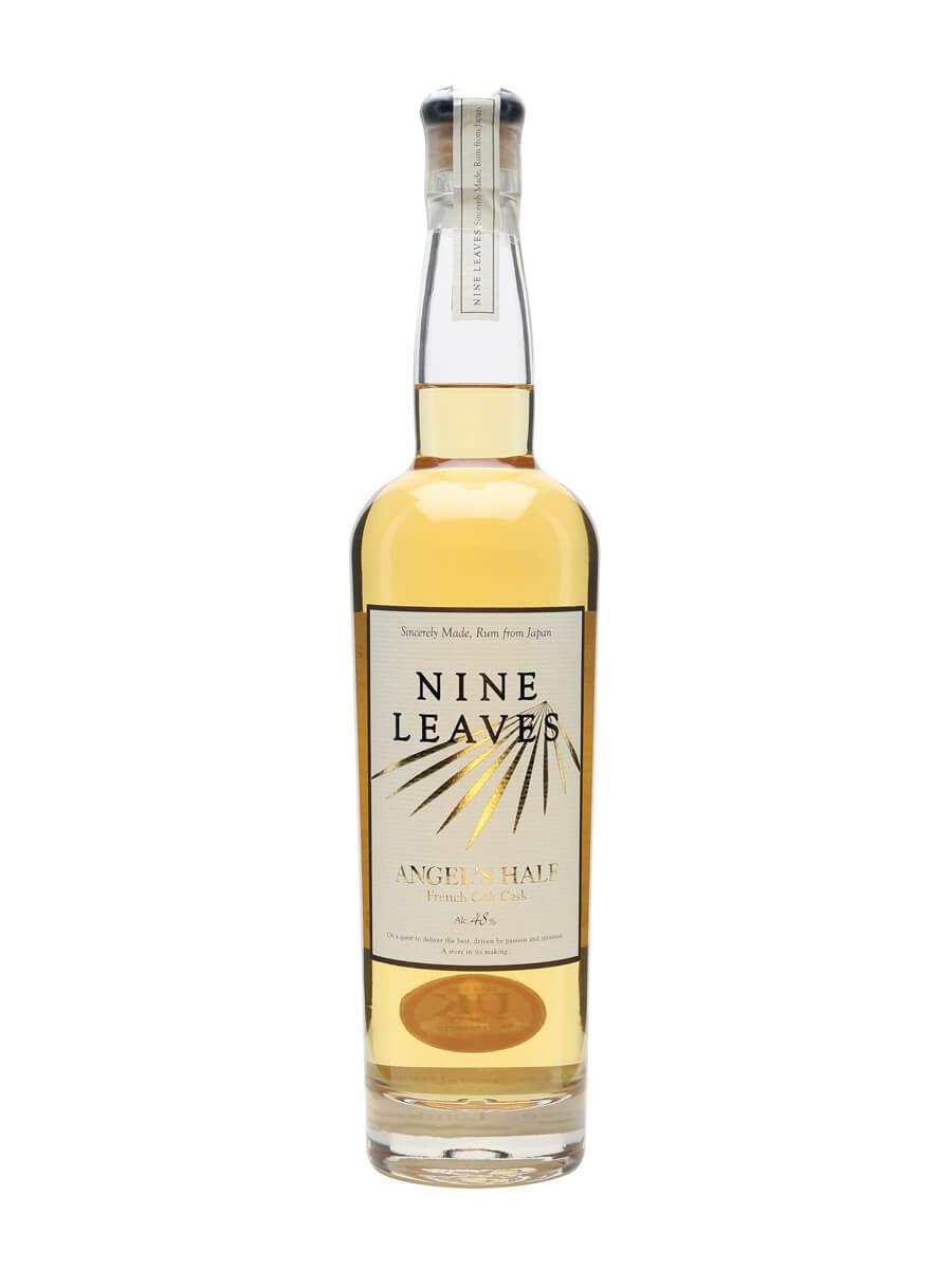 Nine Leaves Rum Angel's Half / French Oak Cask