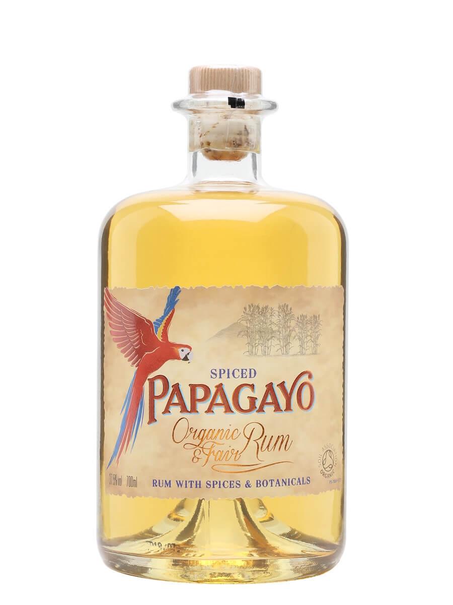 Papagayo Organic Spiced Rum