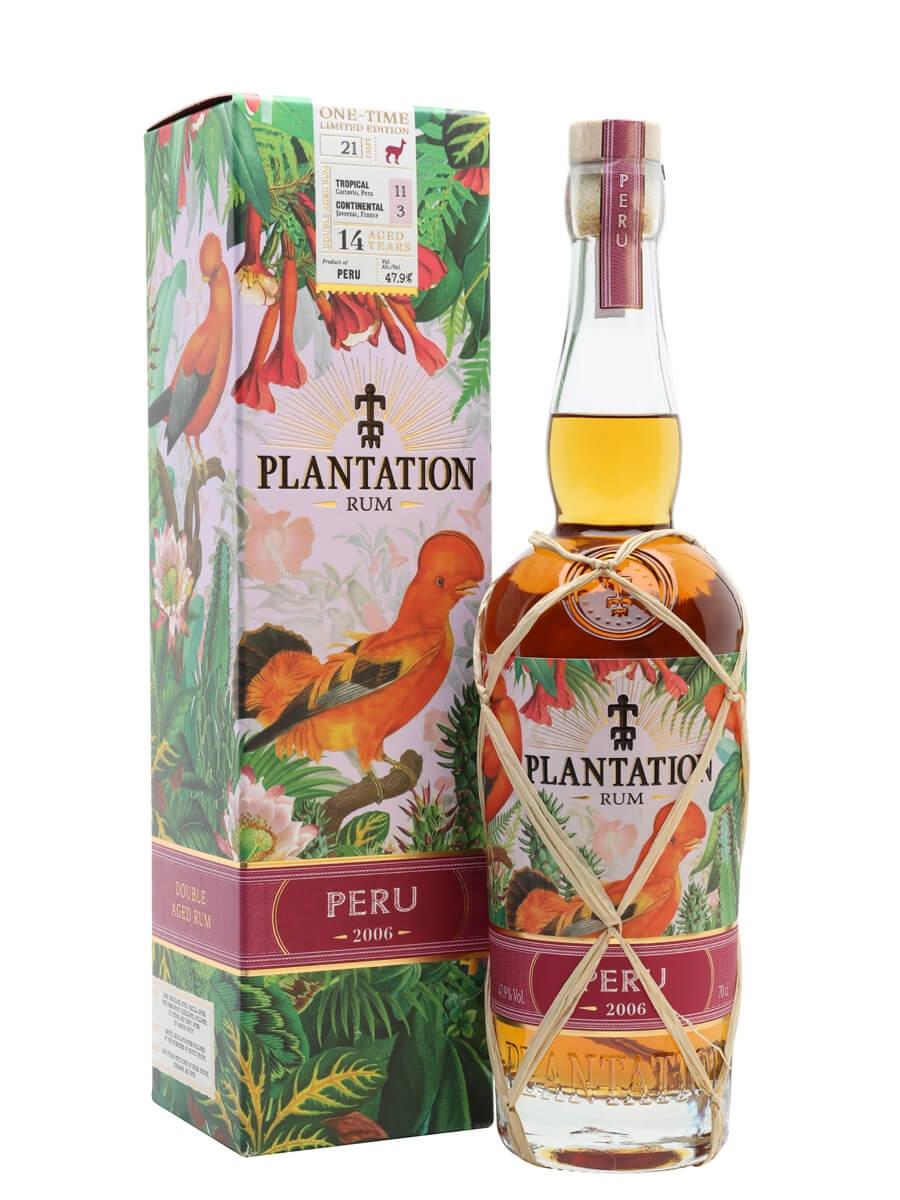 Plantation Peru 2006 / 14 Year Old