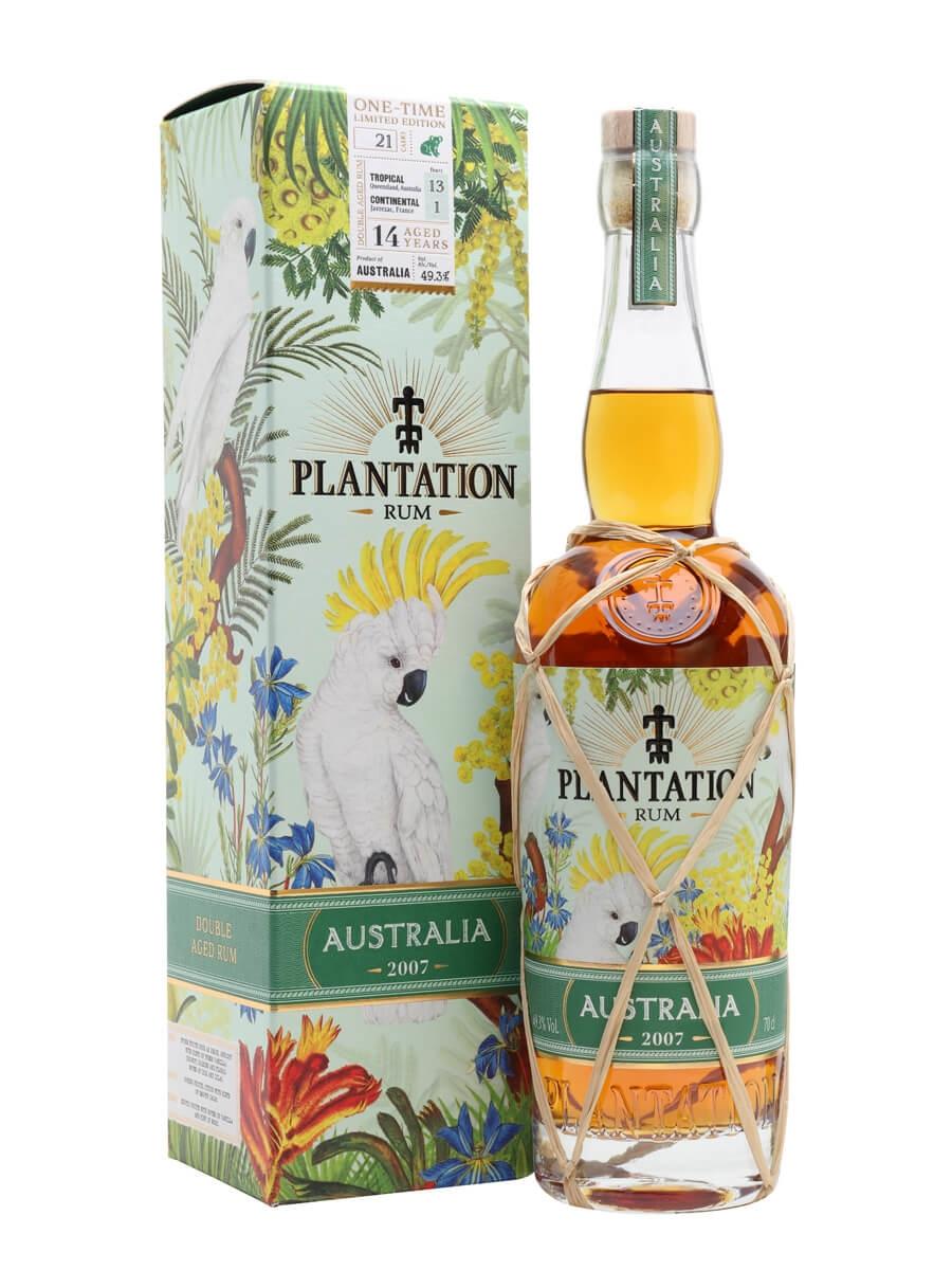 Plantation Australia 2007 Rum